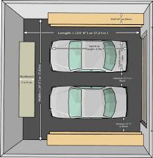 Amazing Size Of Two Car Garage Door 1 Minimumsizefora2car Size Of A 2 Car Garage