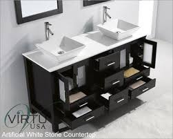 60 in double sink vanity. fresh living rooms 60 bathroom vanity double sink helkk in i