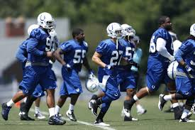 Indianapolis Colts Release First Depth Chart Of 2012