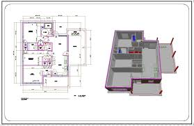 majestic looking drawing house plans autocad 14 draw plan using autocad draw free custom home on