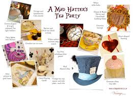 Vintage Dorset Mad Hatters Tea Party