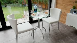 Glass Kitchen Tables Round White Round Kitchen Table Counter Height Kitchen Tables And