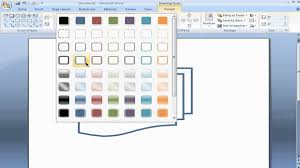 microsoft office design. How To Make Shapes Art Design In Microsoft Office Word T