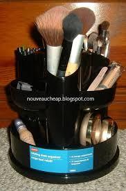 staples rotating desk organizer a storage solution for brushes pencils etc