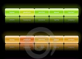 30 Free Psd Website Buttons Web3mantra