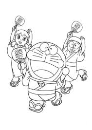 Free printable doraemon coloring pages for kids that you can print out and color. Doraemon Free Coloring Pages Online Coloring Pages