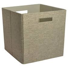 Decorative Fabric Storage Boxes 100 100x100x100 Threshold Decorative Fabric Cube Storage Bin 50