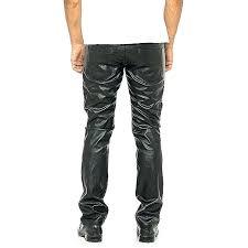 faux leather pants men black mart for at best mens zara faux leather pants