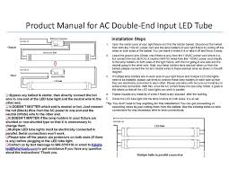 tube led driver wiring diagram external wiring diagram libraries tube led driver wiring diagram external wiring libraryfulight dimmable t8 led tube light t8