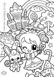 Photos Kawaii Coloring Sheets Drawings Art Gallery