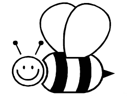 Bumble Bee Coloring Page - fablesfromthefriends.com
