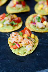Shrimp hints and tips, did you know each species of shrimp have their own characteristics with flavor, texture, cooking times, and a best cooking method? Chili Lime Shrimp Appetizers The Salty Pot