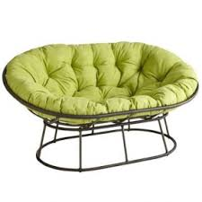 Double papasan chair cushion 1
