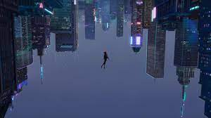 Miles Morales, Spider Man, Skyscraper ...