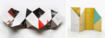 unique brochures brochure design examples 10 of the best print brochure designs