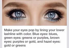 makeup tutorials for small eyes how to make your eyes look bigger brighter