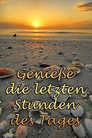 Schönen Abend пожелания Guten