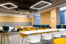 Cafeteria tanish dzignz modern office buildings | homify