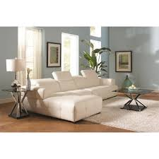 Living Room Deals Living Room Contemporary Sectional Sofa Modern Brown Leather