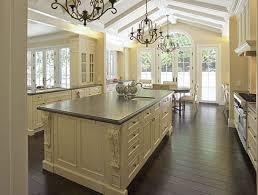 lighting flooring french country kitchen ideas travertine