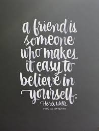 Amazing Quotes About Friendship