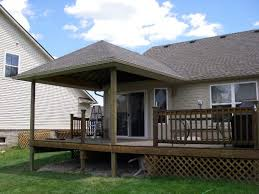 how to build a roof over patio outdoor goods