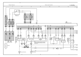 rav4 power window wiring diagram all wiring diagram solved does a 2002 toyota rav4 have a relay for window fixya power box wiring diagram