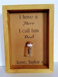 fathers day gift fathers day hero dad hero personalised dad gift