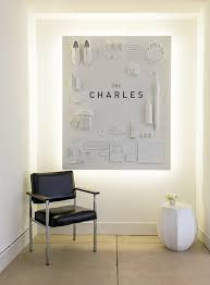 decorate your office. 5 Tips For Decorating Your Office Courtesy Of The Charles, Design*Sponge Decorate