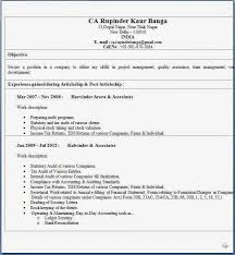 Best Resume Format 2012 Free Resume Templates 2018