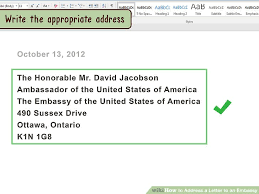 aid v4 728px Address a Letter to an Embassy Step 4 Version 3