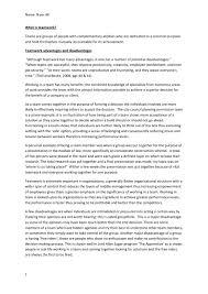 Disadvantages Of Teamwork Teamwork Essay By Nasir Ali Issuu