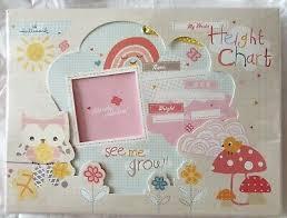 Wonderland Height Chart Hello Kitty Photo Height Chart Gift Present Hallmark 4 99