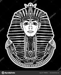 фараон татуировки фараон тату искусства египет фараон графика