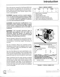 i have a onan 4500 generator which which starts right up but Onan RV Generator 4500 Wiring Diagram For Onan Generator 4500 #49