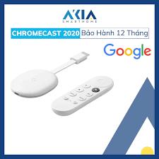 Chromecast with Google TV hỗ trợ truyền tải nội dung lên TV - Android Tv Box