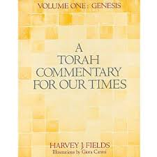 Torah Commentary for Our Times: Volume I: Genesis