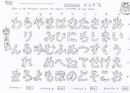 Hiragana Chart With Stroke Order Pdf Writing Hiragana Japanese Teaching Ideas