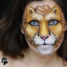 lion king face painting ideas best 25 lion face paint ideas on facepaint for