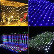 fairy lights ebay uk. connectable 3/6*2/3/4m led net lights garden wall ceiling fairy ebay uk w