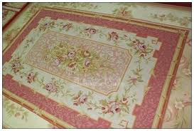 imperial aubusson area rugs french country style beautiful vintage rose rug of a aubusson area rugs