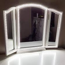 How To Make A Vanity Mirror With Lights Classy Led Vanity Mirror LightsViLSOM 32ft32M Makeup Vanity Mirror Light