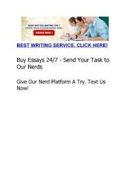 Argument And Persuasion Essay Examples Argument Persuasive Essay Examples By Writetips Issuu