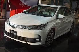 2017 Toyota Corolla Altis Grande CVT-i Detailed Review, Specs ...