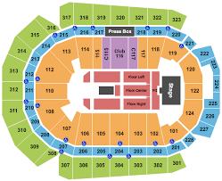 wells fargo arena seating chart maps