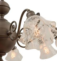 victorian enormous early electric eight light chandelier circa 1905 for