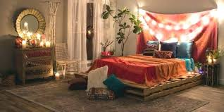 bedroom furniture decor. Boho Decorating Ideas Bedroom Chic Furniture Decor Love Overstock With Regard To H