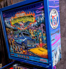 1942 Arcade Cabinet The Pabst Can Crusher