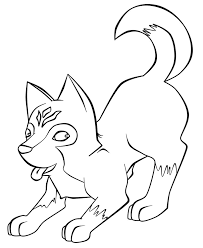 Small Picture Husky Coloring Pages Best Coloring Pages For Kids
