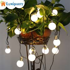 Kopen Goedkoop Lumiparty Led Zonne Energie Bal Lamp Lichtslingers